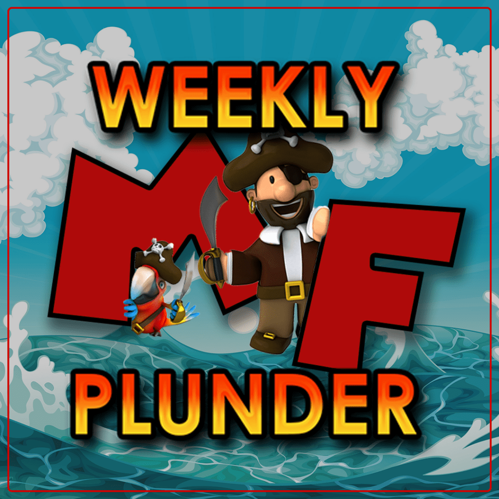 Weekly Plunder Tournament Leaderboard