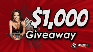$1,000 Giveaway