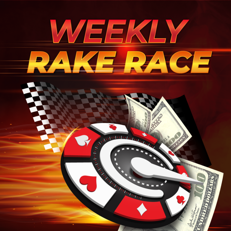 cash game rake race